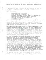 Jekyll Island Authority board minutes 1958