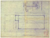 Foundation plan and typical wall section. sheet 1 of 4