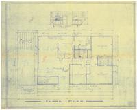 Floor plan and interior details. 2 of 2