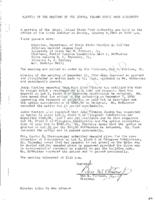 Jekyll Island Authority board minutes 1960