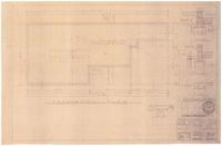 Foundation plan and footing details. 1 of 3