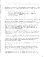 Jekyll Island Authority board minutes 1961