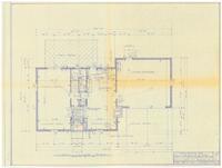 First floor plan. 2