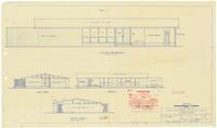 Exterior elevations: Substitute plans