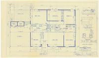 "Floor plan: ""B"""