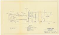 Electrical wiring plan: kitchen/bathrooms/dressing room