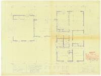 Floor plan and interior details. 3