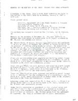 Jekyll Island Authority board minutes 1962