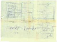 Foundation plan and sections