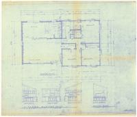 Floor plan and interior details. 2 of 4