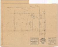 Survey of lot and structure