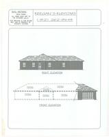 Front and right elevations