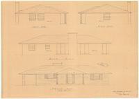Exterior elevations. 3