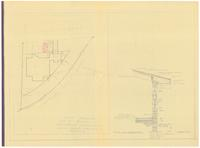 Plat and typical wall section. 3 of 3