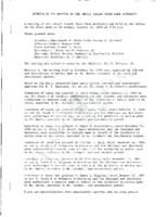 Jekyll Island Authority board minutes 1965
