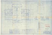 Floor plan and plot plan. 1 of 3