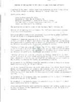 Jekyll Island Authority board minutes 1968