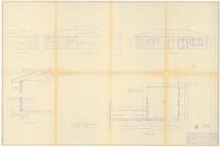 Floor plan and exterior details: Addition. 1 of 2