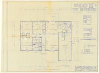 Floor plan and interior details. 2