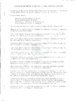 Jekyll Island Authority board minutes 1971