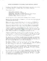Jekyll Island Authority board minutes 1974