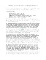 Jekyll Island Authority board minutes 1977