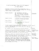 Jekyll Island Authority board minutes 1985